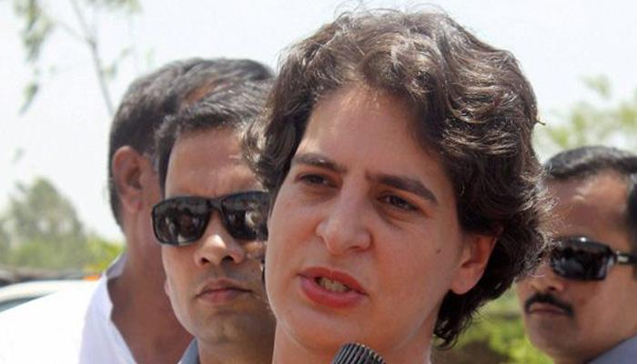 भाजपा विधायक ने शिमला में प्रियंका के निर्माणाधीन विला पर उठाए सवाल