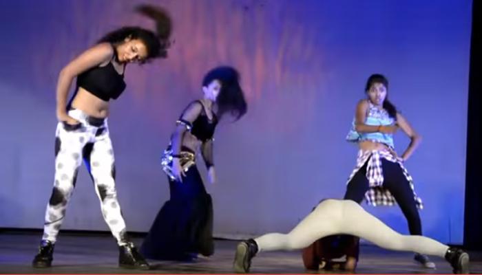 जब IIT दिल्ली में लड़कियों ने सनी लियोनी के 'बेबी डॉल' सॉन्ग पर किया डांस, वायरल हुआ वीडियो