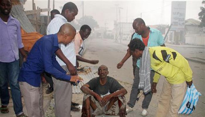 सोमालिया के होटल हमले में मंत्री सहित 15 की मौत