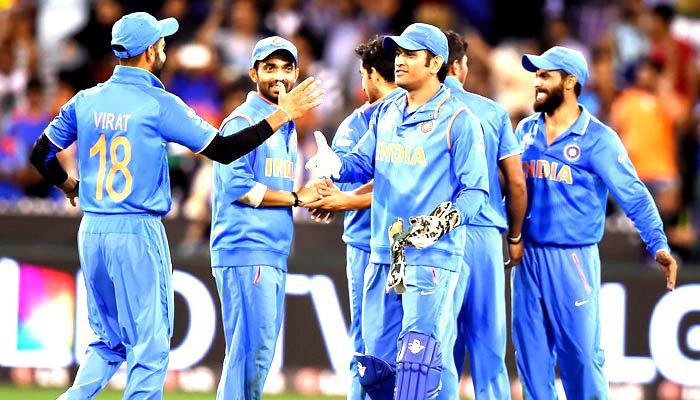 भारत ICC एकदिवसीय टीम रैंकिंग में तीसरे स्थान पर बरकरार