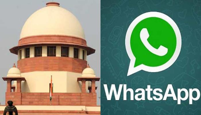 व्हाट्सऐप और अन्य मैसेजिंग ऐप पर प्रतिबंध लगाने से सुप्रीम कोर्ट का इंकार