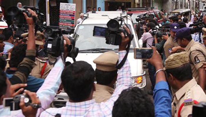 हैदराबाद में गिरफ्तार लोगों को ISIS से मिल रहे थे दिशानिर्देश :NIA