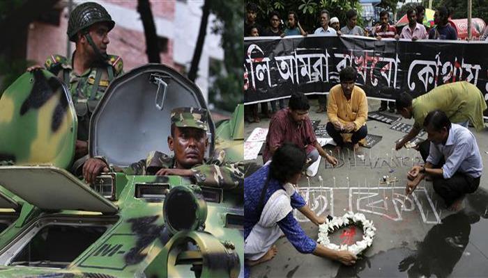 आर्टिसन बेकरी पर हमले के पीछे ISIS नहीं, पाक खुफिया एजेंसी आईएसआई का हाथ: बांग्लादेश