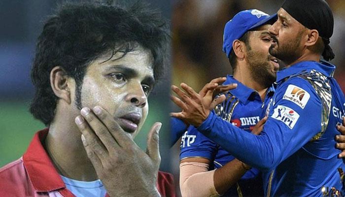 हरभजन ने खोला राज! श्रीसंत को मैदान पर क्यूं जड़ा था थप्पड़?