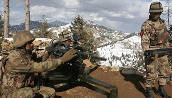 भारत-पाकिस्तान सीमा के पास BSF ने तीन पाक घुसपैठिए को मार गिराया