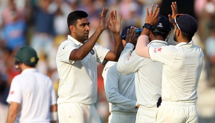 आईसीसी टेस्ट रैंकिंग में दूसरे स्थान पर अश्विन और टीम इंडिया