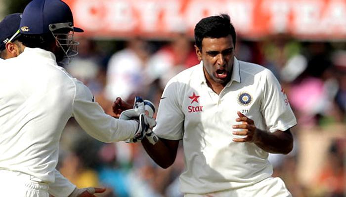 जडेजा, अश्विन के शानदार प्रदर्शन से भारत ने वेस्टइंडीज को 180 रन पर समेटा