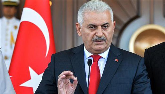 तुर्की के प्रधानमंत्री ने कहा- तख्तापलट का प्रयास लोकतंत्र पर 'काला धब्बा'