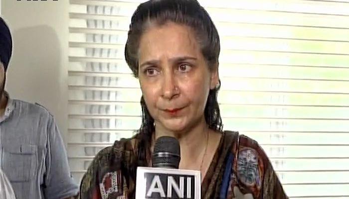 नवजोत सिंह सिद्धू के इस्तीफे पर बोलीं पत्नी नवजोत- 'BJP छोड़ने के बाद वापस जाने का सवाल नहीं'