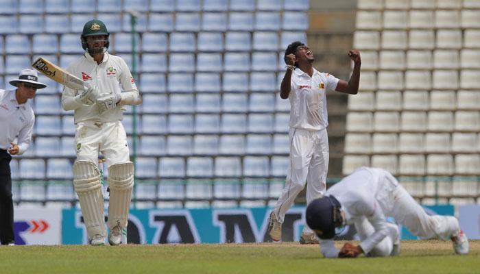 श्रीलंका के गेंदबाज संदकन की जादुई फिरकी का 'रहस्य'? बल्लेबाजों के लिए गेंदें बनी अबूझ पहेली? देखें VIDEO