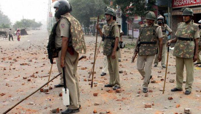 मुजफ्फरगनर के कांधली गांव में तनाव, गोहत्या की खबर के बाद भीड़ ने किया मुस्लिम परिवार के घर पर हमला