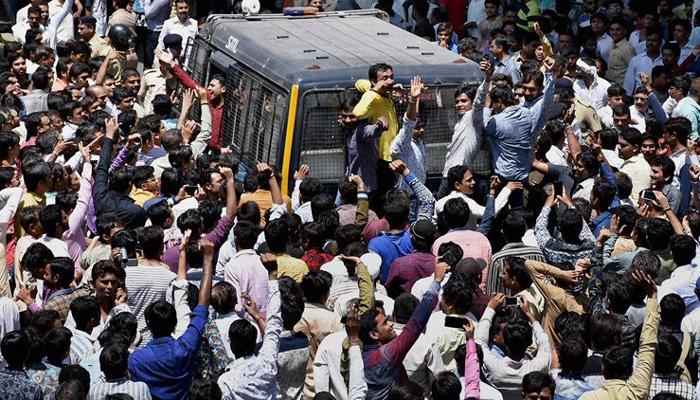 गुजरात सरकार पाटीदार आंदोलन से जुड़े 90 फीसदी मामले लेगी वापस