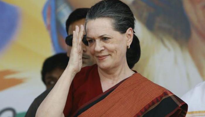 पीएम मोदी के गढ़ वाराणसी में सोनिया गांधी, यूपी में कांग्रेस के चुनाव अभियान का किया आगाज