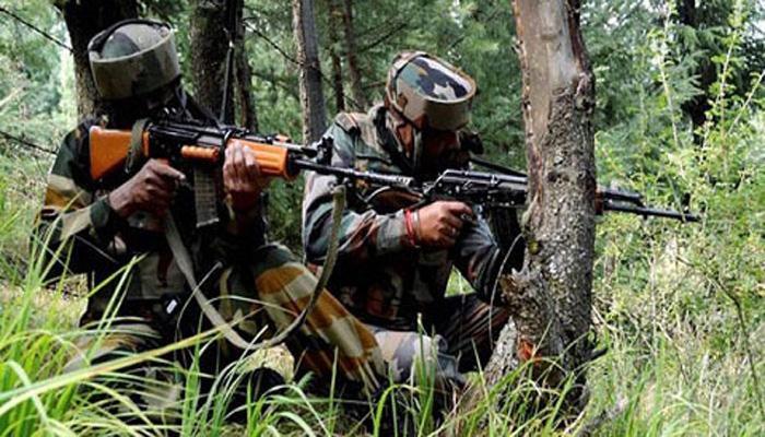 कश्मीर के माचिल सेक्टर में मुठभेड़, BSF के 3 जवान शहीद, एक आतंकवादी ढेर
