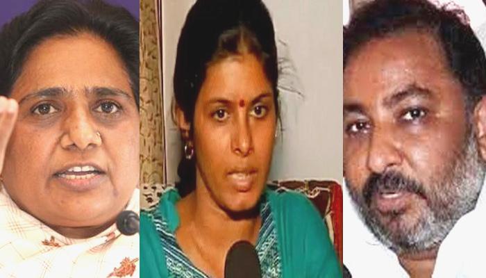पूर्व बीजेपी नेता दयाशंकर सिंह ने किया मायावती को चैलेंज कहा, मेरी पत्नी के खिलाफ चुनाव लड़कर दिखाएं,सवाल पर भड़कीं मायावती