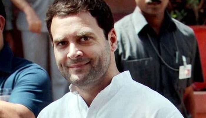 जीएसटी विधेयक पारित होना एक अच्छा कदम : राहुल गांधी