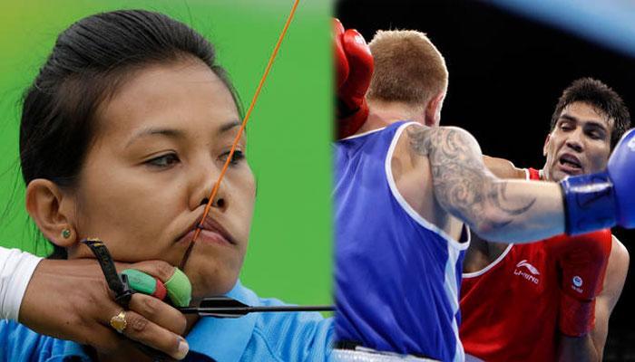 रियो ओलंपिक 2016: तीरंदाजी, मुक्केबाजी से मिली भारत को अच्छी खबर