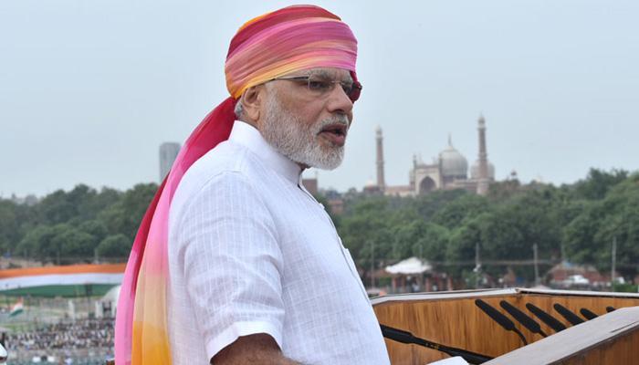 लाल किले की प्राचीर से PM मोदी का वादा- देशवासियों की थाली महंगी नहीं होगी