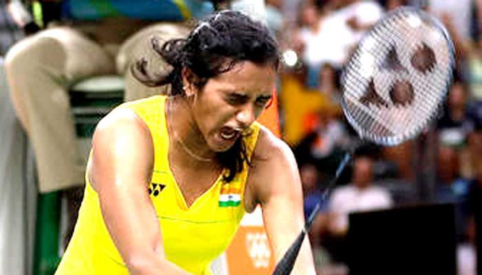 रोमांचित बैडमिंटन खिलाड़ी पीवी सिंधु ने कहा, 'स्वर्ण पदक के लिए जान लगा दूंगी'