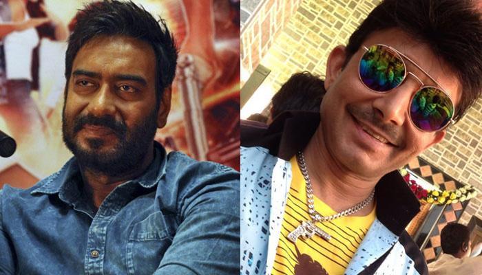 अजय देवगन ने KRK का ऑडियो टेप जारी कर किया एक्सपोज! 'शिवाय' को नुकसान पहुंचाने का लगाया आरोप