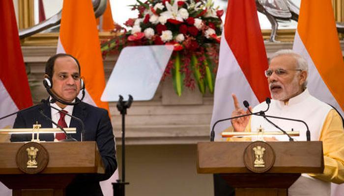 सुरक्षा सहयोग बढ़ाएंगे भारत और मिस्र, आतंकवाद के खिलाफ एकजुट होकर लड़ने का फैसला