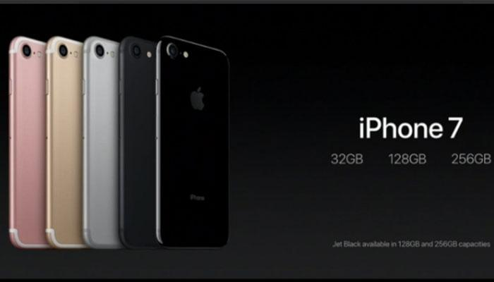 भारत में 7 अक्टूबर को आएगा आईफोन-7, शुरुआती कीमत 60,000 रुपये
