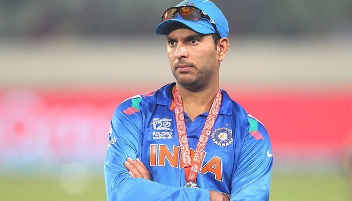 गुलाबी गेंद से स्पिनरों को खेलने में मुश्किल हो रही है: युवराज