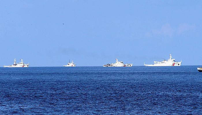 दक्षिण चीन सागर में रूस और चीन करेंगे संयुक्त नौसेना अभ्यास