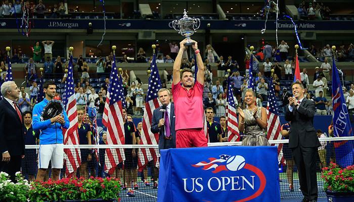टेनिस: स्टेन वावरिंका ने जोकोविच को हराकर अमेरिकी ओपन खिताब जीता
