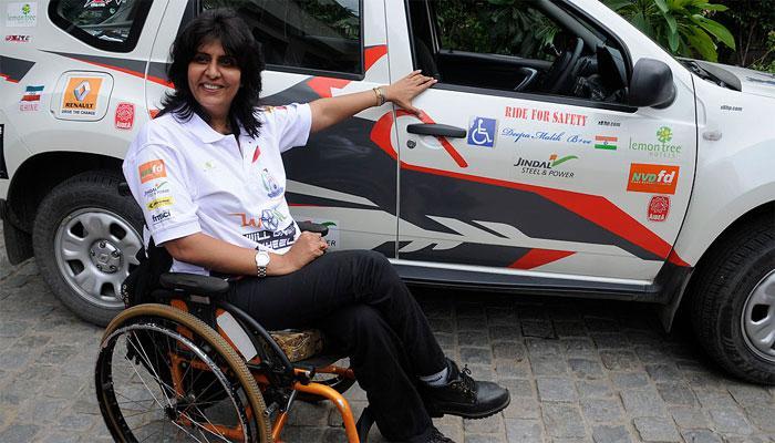 दीपा मलिक ने पैरालंपिक में रजत पदक जीतकर रचा इतिहास