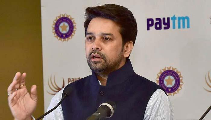 क्रिकेट के अमेरिकी बाजार को लेकर BCCI गंभीर है : ठाकुर