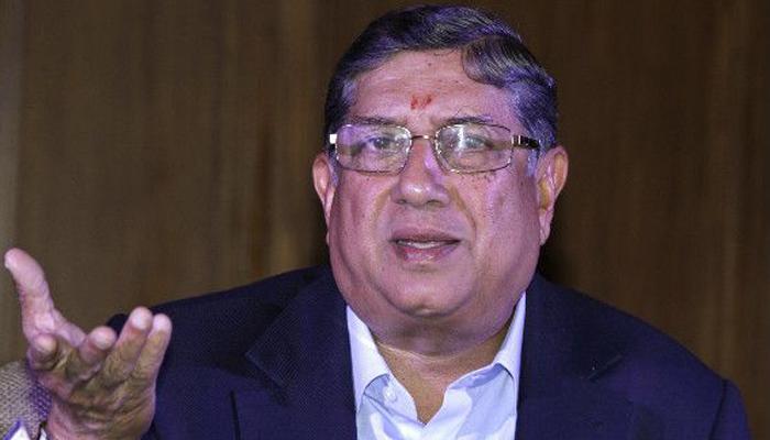 ICC प्रतिनिधि के रूप में श्रीनिवासन का समर्थन कर सकता है BCCI
