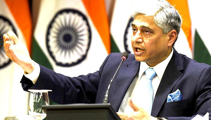 विदेश मंत्रालय ने दिए पाकिस्तान से सिंधु जल समझौता तोड़ने के संकेत