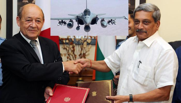 राफेल विमान सौदे पर भारत-फ्रांस ने किए हस्ताक्षर; मिलेंगे 36 फाइटर प्लेन, IAF की मारक क्षमता में होगा इजाफा