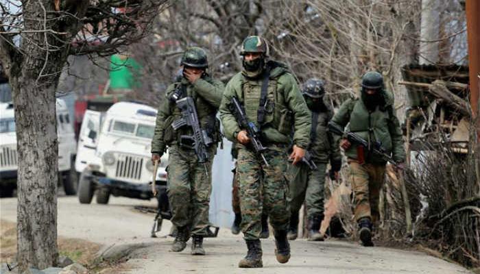 जैश-ए-मोहम्मद के लिए काम करने वाले पीओके के 2 लोगों को गिरफ्तार किया गया: सेना