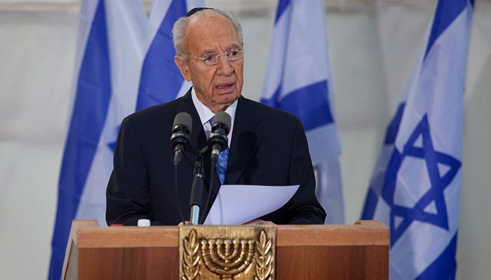 नोबेल पुरस्कार जीतने वाले इजराइल के पूर्व राष्ट्रपति शिमोन पेरेज का निधन