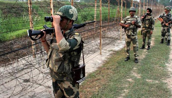 सर्जिकल हमले के बाद भारत-पाक सरहद पर चौकसी बढ़ी, अंतरराष्ट्रीय सीमा पर सुरक्षा बलों ने बढ़ाई गश्त