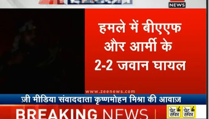 जम्मू-कश्मीर: बारामूला में आर्मी हेडक्वार्टर पर आतंकवादी हमला, 2 आतंकी मारे गए, 1 जवान के शहीद होने की खबर