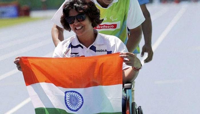 पैरा-ओलंपियन दीपा मलिक ने एयरलाइन कर्मियों पर लगाया कठोर व्यवहार का आरोप