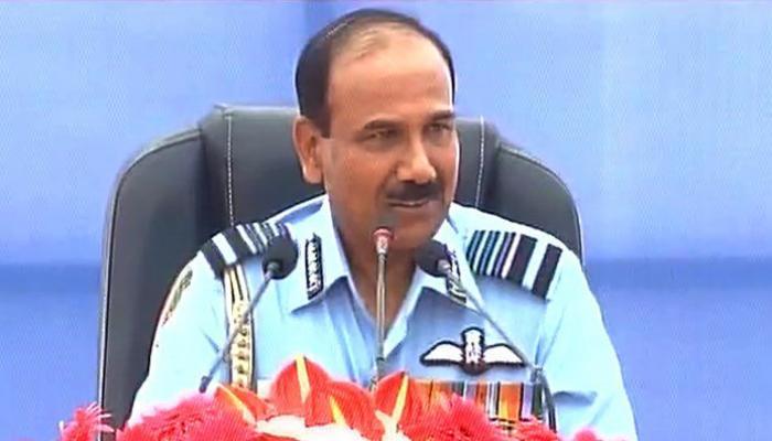 एयरफोर्स डे पर IAF प्रमुख अरुप राहा बोले- भारतीय वायुसेना किसी भी चुनौती और खतरे से निपटने के लिए तैयार