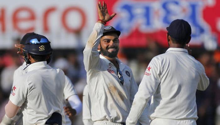यह पूरी तरह से टीम की जीत है: कप्तान विराट कोहली
