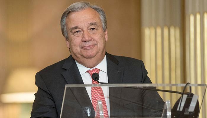 एंतोनियो गुतेस अगले संयुक्त राष्ट्र महासचिव नियुक्त