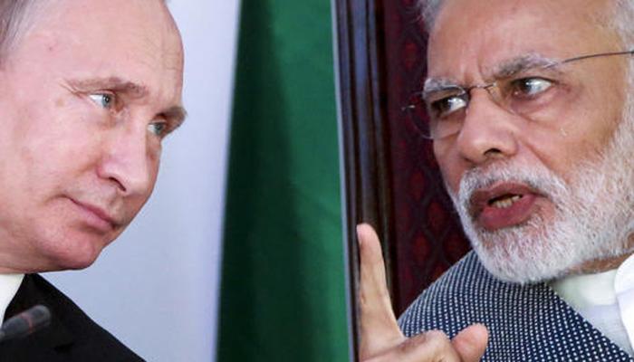 पीएम मोदी ने पुतिन से कहा-'एक पुराना दोस्त दो नए दोस्तों से बेहतर होता है'