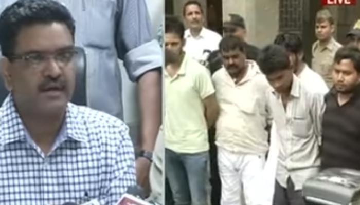 दिल्ली-NCR में बड़ा नक्सली हमला टला; 10 माओवादी गिरफ्तार, भारी मात्रा में हथियार बरामद