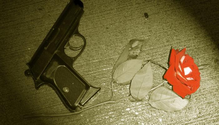 वांटेड अपराधी, I LOVE YOU और बंदूक