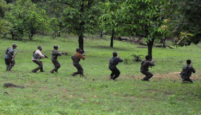 आंध्र प्रदेश-ओडिशा बॉर्डर पर मुठभेड़ में 21 माओवादी ढेर, दो पुलिसकर्मी घायल
