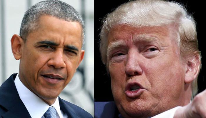 ट्रंप हर एक दिन खुद को राष्ट्रपति पद के लिए अयोग्य साबित करते हैं: ओबामा
