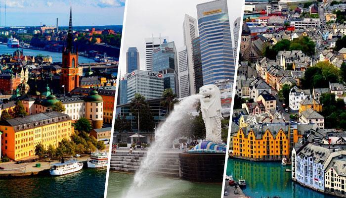 दुनिया के 10 ऐसे देश जहां बिजनेस करना है आसान