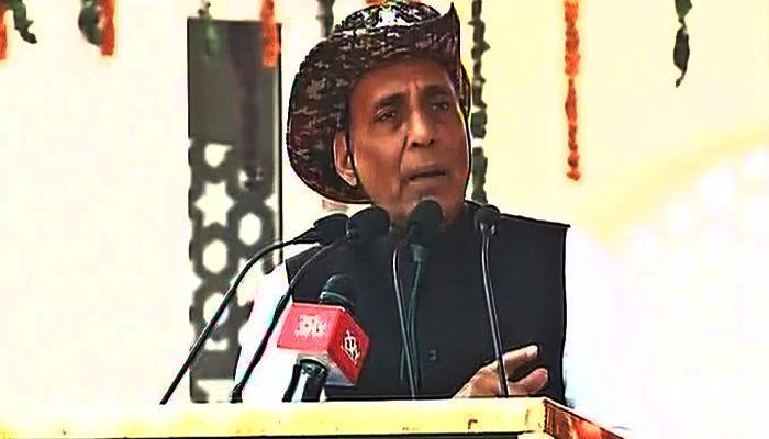 गृह मंत्री राजनाथ सिंह की पाकिस्तान को खुली चुनौती- प्रॉक्सी वॉर नहीं, दम है तो सामने आकर लड़ें