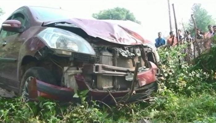 कार सीखने निकले थे, महिला को उतारा मौत के घाट